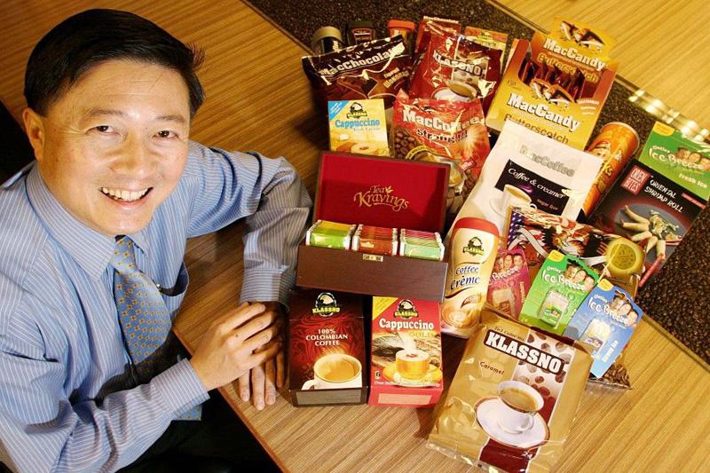 Самый сингапурский кофе в мире